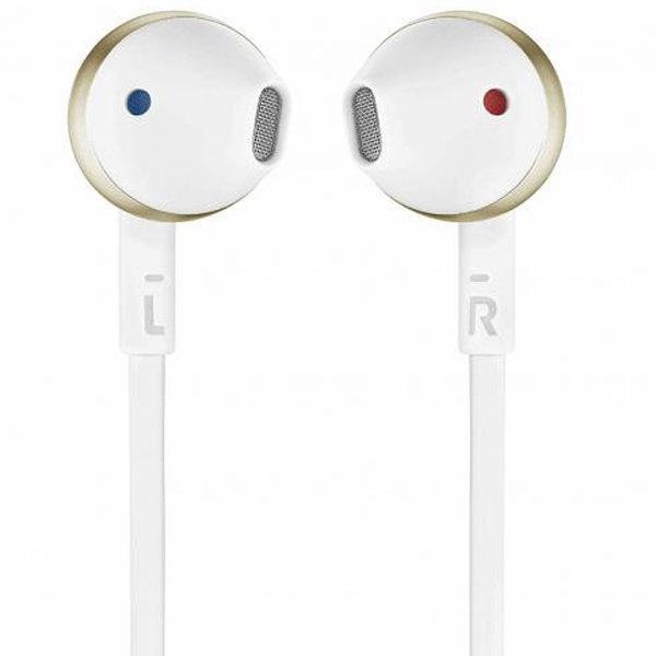 View larger image of JBL T205 In-ear Headphones - Champagne