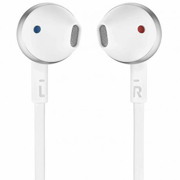 View larger image of JBL T205 In-ear Headphones - Chrome