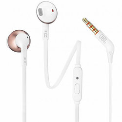 JBL T205 In-ear Headphones - Rose Gold