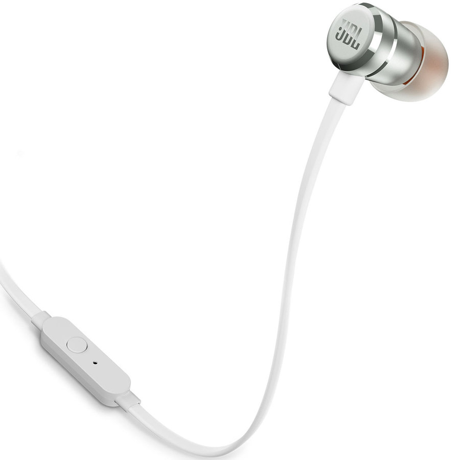 View larger image of JBL T290 In-Ear Headphones - Silver