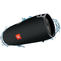 JBL Xtreme Waterproof Portable Bluetooth Speaker - Black