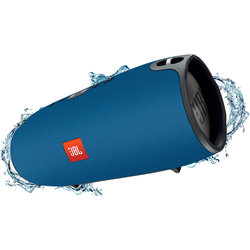 JBL Xtreme Waterproof Portable Bluetooth Speaker - Blue