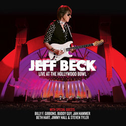 Jeff Beck - Live At The Hollywood Bowl (3 LP + DVD)