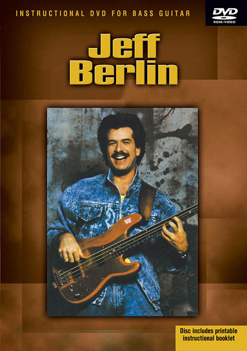 View larger image of Jeff Berlin - Instructional DVD for Bass Guitar