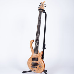 Jens Ritter Roya 5-String Quilted Maple