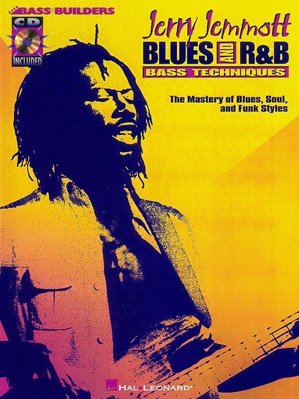 View larger image of Jerry Jemmott – Blues and Rhythm & Blues Bass Technique w/CD