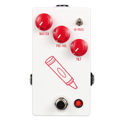 JHS Crayon Preamp/Overdrive/Fuzz Pedal