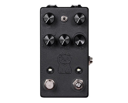 View larger image of JHS Lucky Cat Delay Pedal