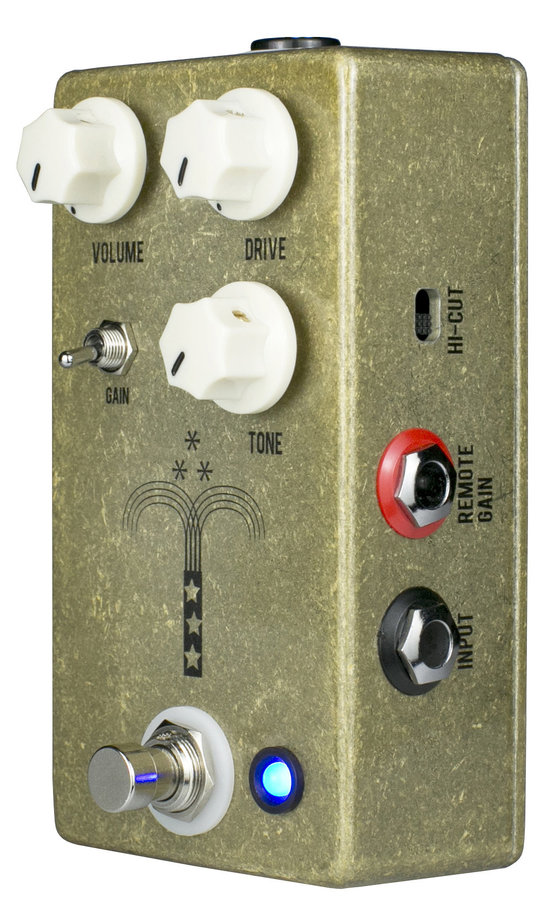 View larger image of JHS Morning Glory V4 Overdrive Pedal