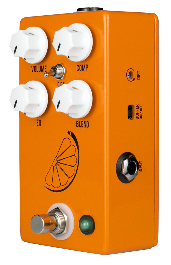 View larger image of JHS Pulp 'N' Peel V4 Compressor/Preamp Pedal