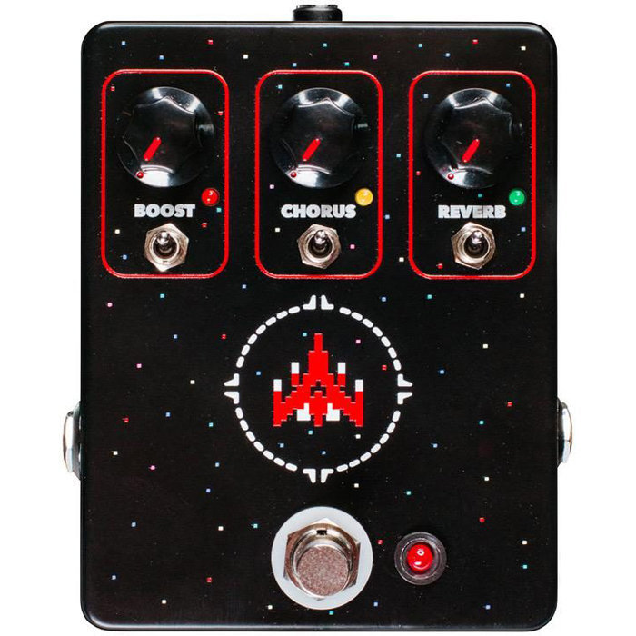 View larger image of JHS Space Commander Multi-Effects Pedal