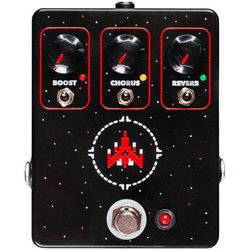 JHS Space Commander Multi-Effects Pedal