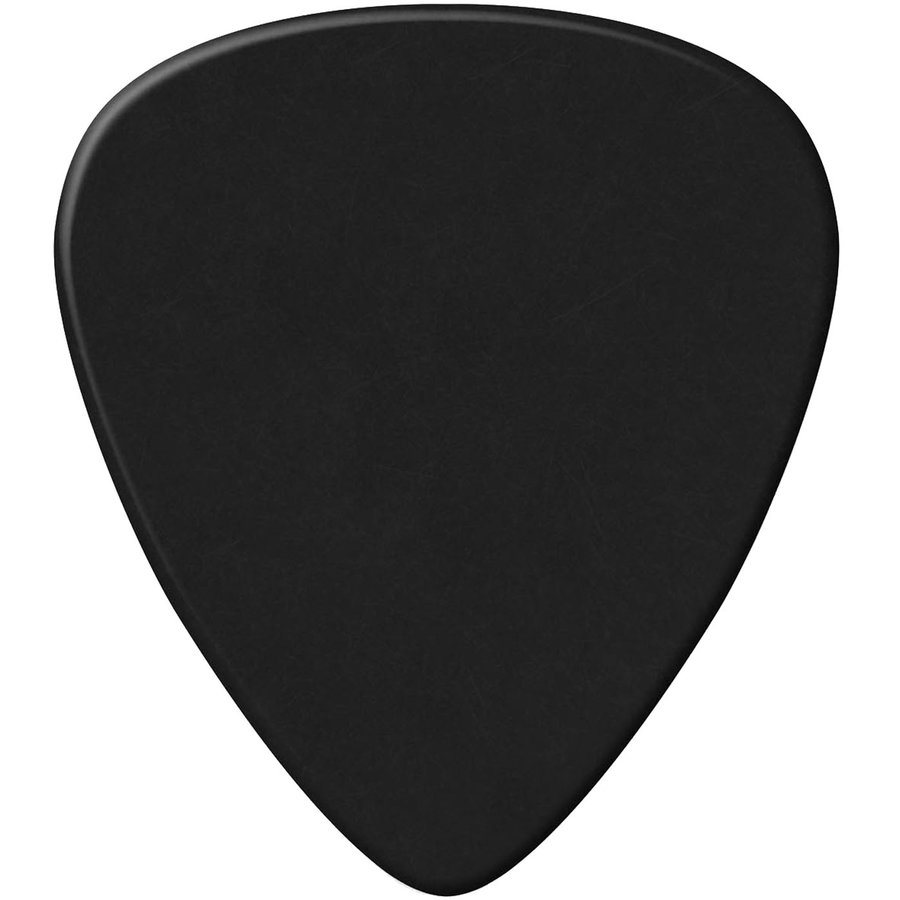 View larger image of Jim Dunlop Celluloid Picks - Heavy, Black, 12 Pack