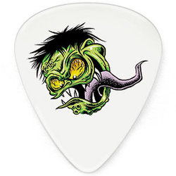 Jim Dunlop Dirty Donny Players Pack - .60 mm, 6 Pack