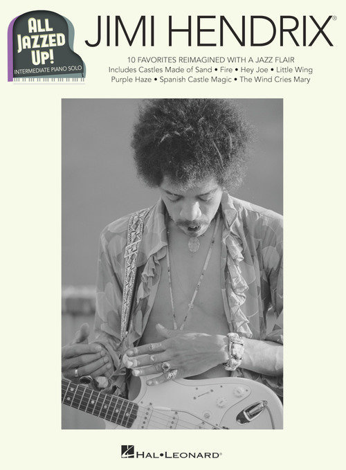 View larger image of Jimi Hendrix – All Jazzed Up!
