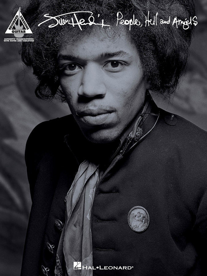 View larger image of Jimi Hendrix - People, Hell & Angels, TAB