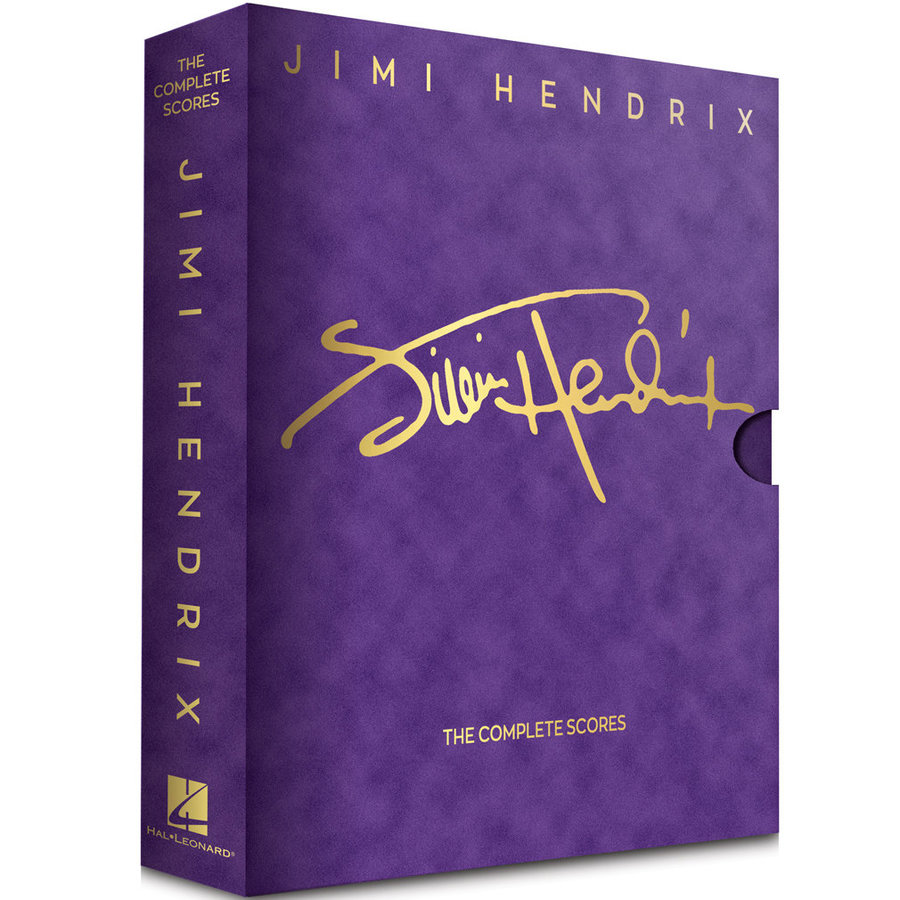 View larger image of Jimi Hendrix - The Complete Scores