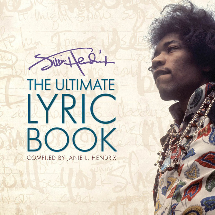 View larger image of Jimi Hendrix - The Ultimate Lyric Book