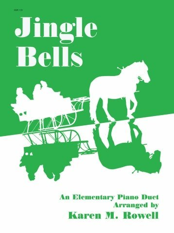 View larger image of Jingle Bells - Piano Duet (1P4H)