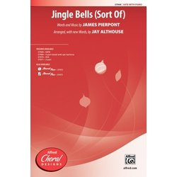 Jingle Bells (Sort Of), SATB Parts