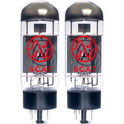JJ Electronic 6CA7 Power Tubes - Matched Pair
