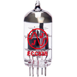 JJ Electronic ECC83S-12AX7 Preamplifying Tube - Single