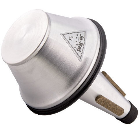 View larger image of Jo-Ral Tri-Tone Cup Trumpet Mute