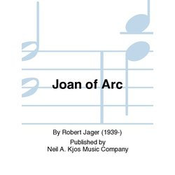 Joan of Arc - Score & Parts, Grade 5