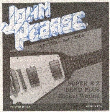 View larger image of John Pearse - JP2300 Electric Strings - Super EX Bend Plus