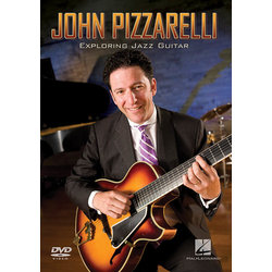 John Pizzarelli – Exploring Jazz Guitar (DVD)