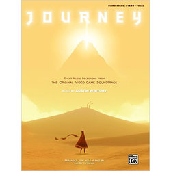 Journey: Sheet Music Selections from the Original Video Game Soundtrack