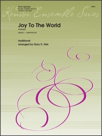 View larger image of Joy to the World (Fantasia) - Brass Quintet