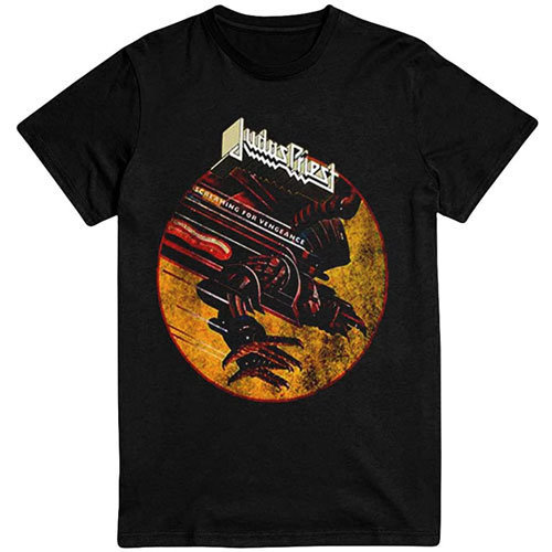 View larger image of Judas Priest Screaming for Vengeance T-Shirt - Men's Large