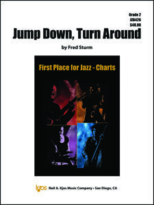 View larger image of Jump Down Turn Around - Score & Parts, Grade 2