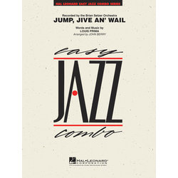 Jump, Jive an' Wail - Score & Parts, Grade 2 (Easy Jazz Combo)