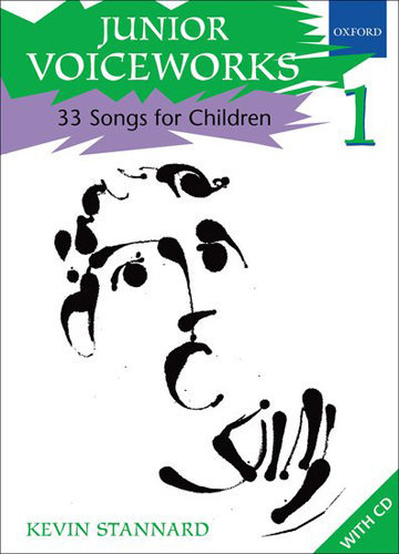 View larger image of Junior Voiceworks 1 - 33 Songs for Children