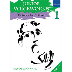Junior Voiceworks 1 - 33 Songs for Children