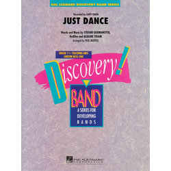 Just Dance (Lady Gaga) - Score & Parts, Grade 1.5