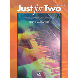 Just for Two, Book 1 (1P4H)