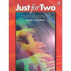 Just for Two, Book 2 (1P4H)