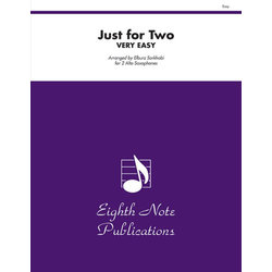 Just For Two - Very Easy -(Alto Sax Duet)