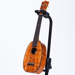 Kamaka HP-1L Standard Pineapple Soprano Ukulele - Long Neck