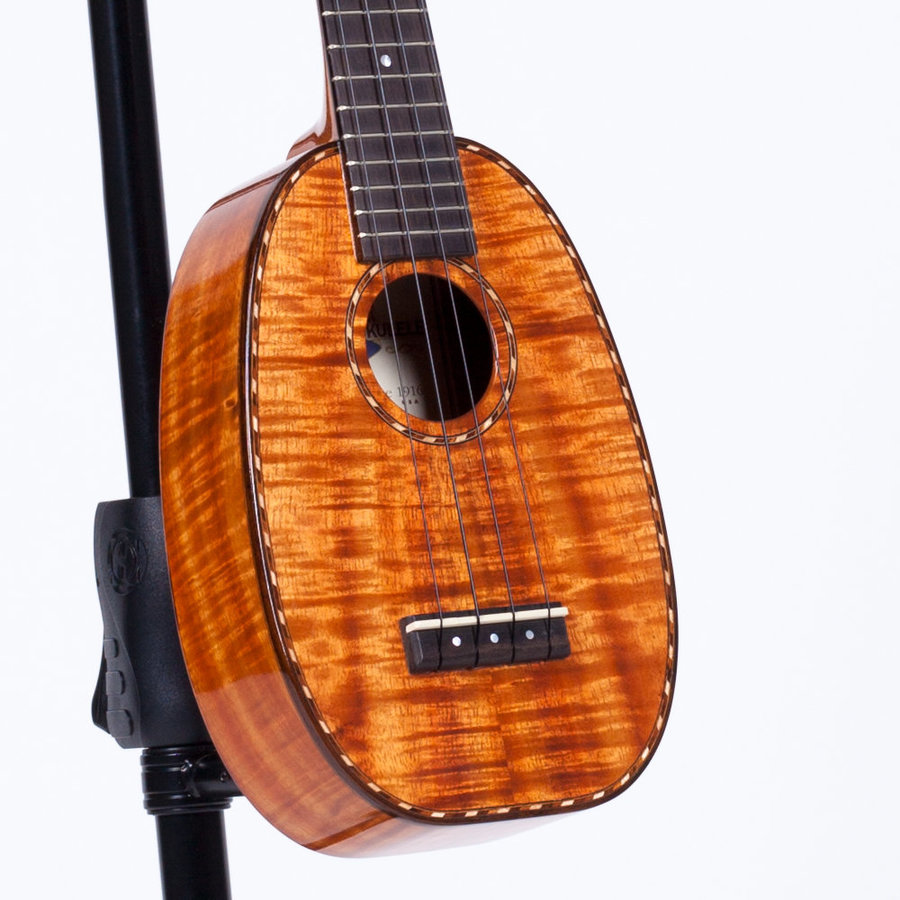 View larger image of Kamaka HP-1L Standard Pineapple Soprano Ukulele - Long Neck