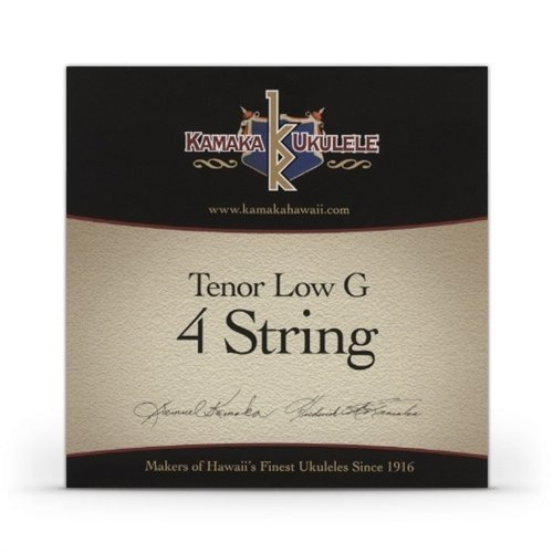 View larger image of Kamaka S-3G Strings for Tenor Ukulele in Low G