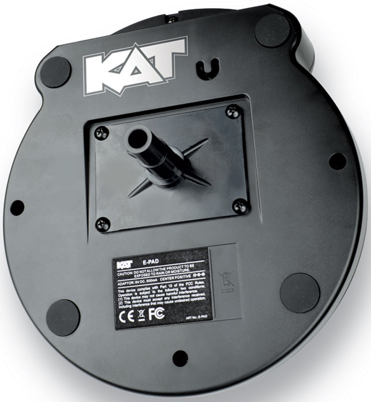 View larger image of KAT Percussion KTMP1 Multipad Drum and Percussion Pad