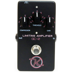 Keeley Compressor GC-2 Limiting Amplifier