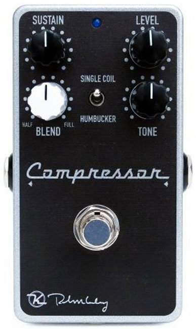 View larger image of Keeley Compressor Plus Pedal