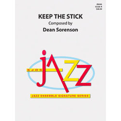 Keep the Stick - Score & Parts, Grade 4