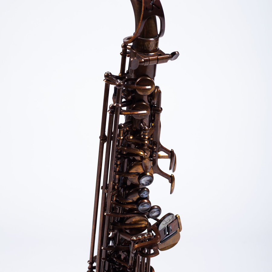 View larger image of Keilwerth MKX Alto Saxophone - Antique Brass