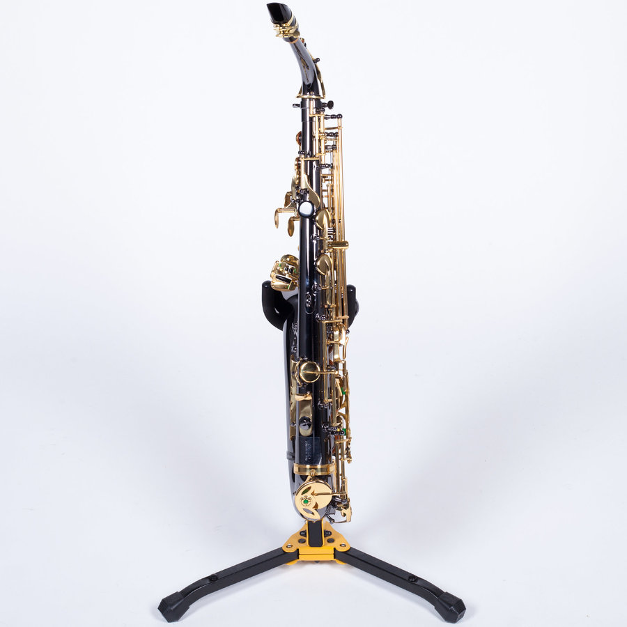 View larger image of Keilwerth SX90R Alto Saxophone - Black Nickel